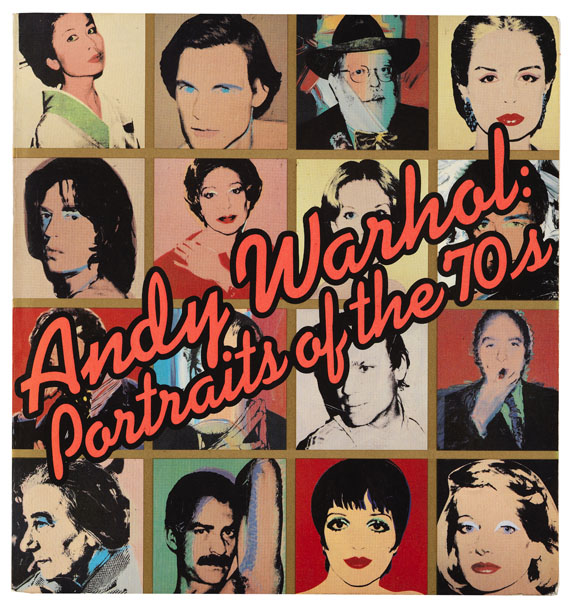 Warhol, Andy - Mappe