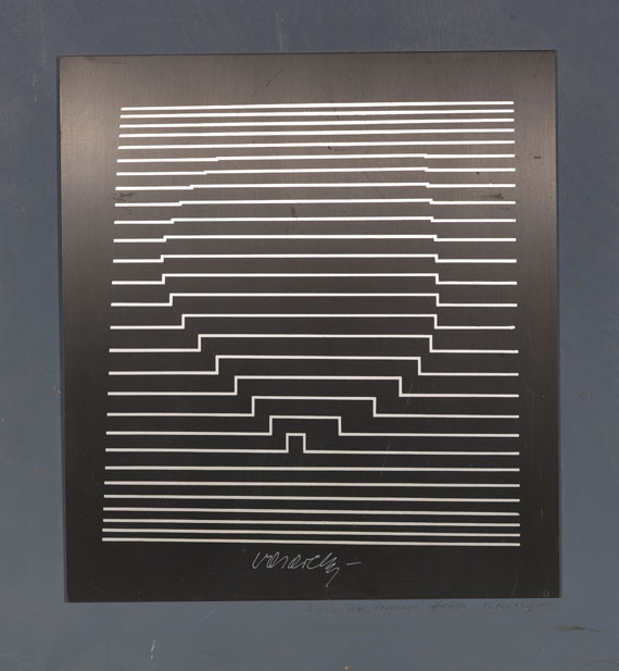 Victor Vasarely - Ille