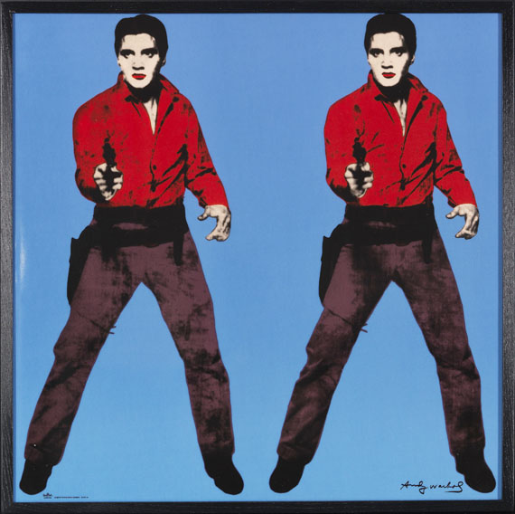 Warhol, Andy - Multiple